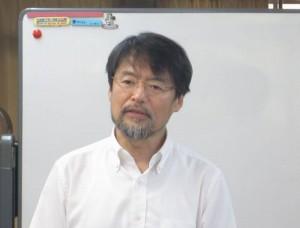 中川晶先生