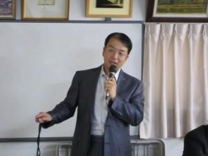 加藤信也先生