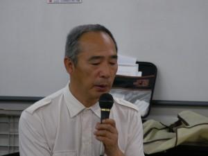 出口多賀司先生