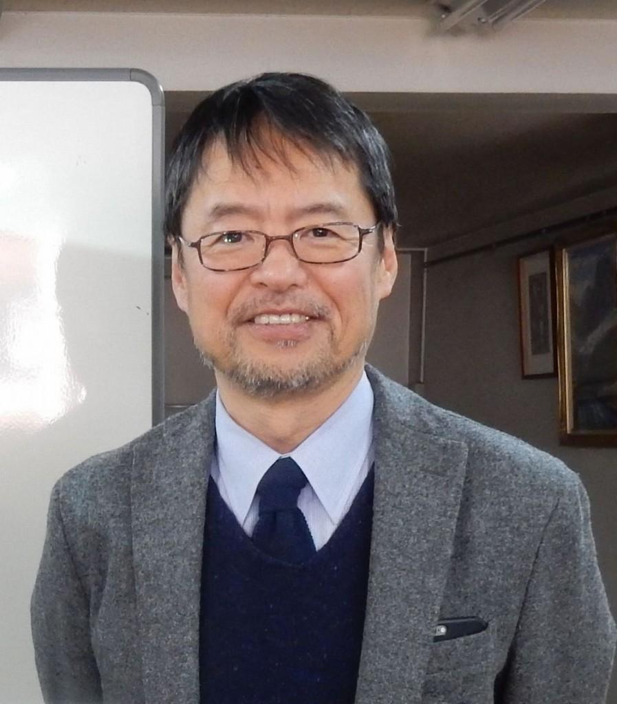 鍼灸カウンセリング協会 中川晶会長